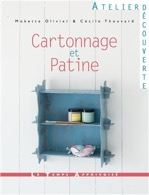 cartonnage, patine